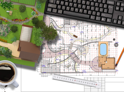 Земельные участки в «Ландшафтный дизайн дачного участка»