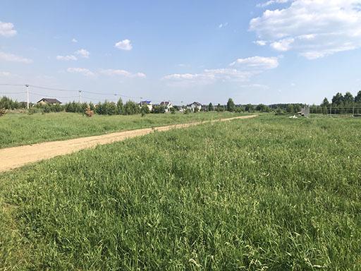 Земельный участок №1433